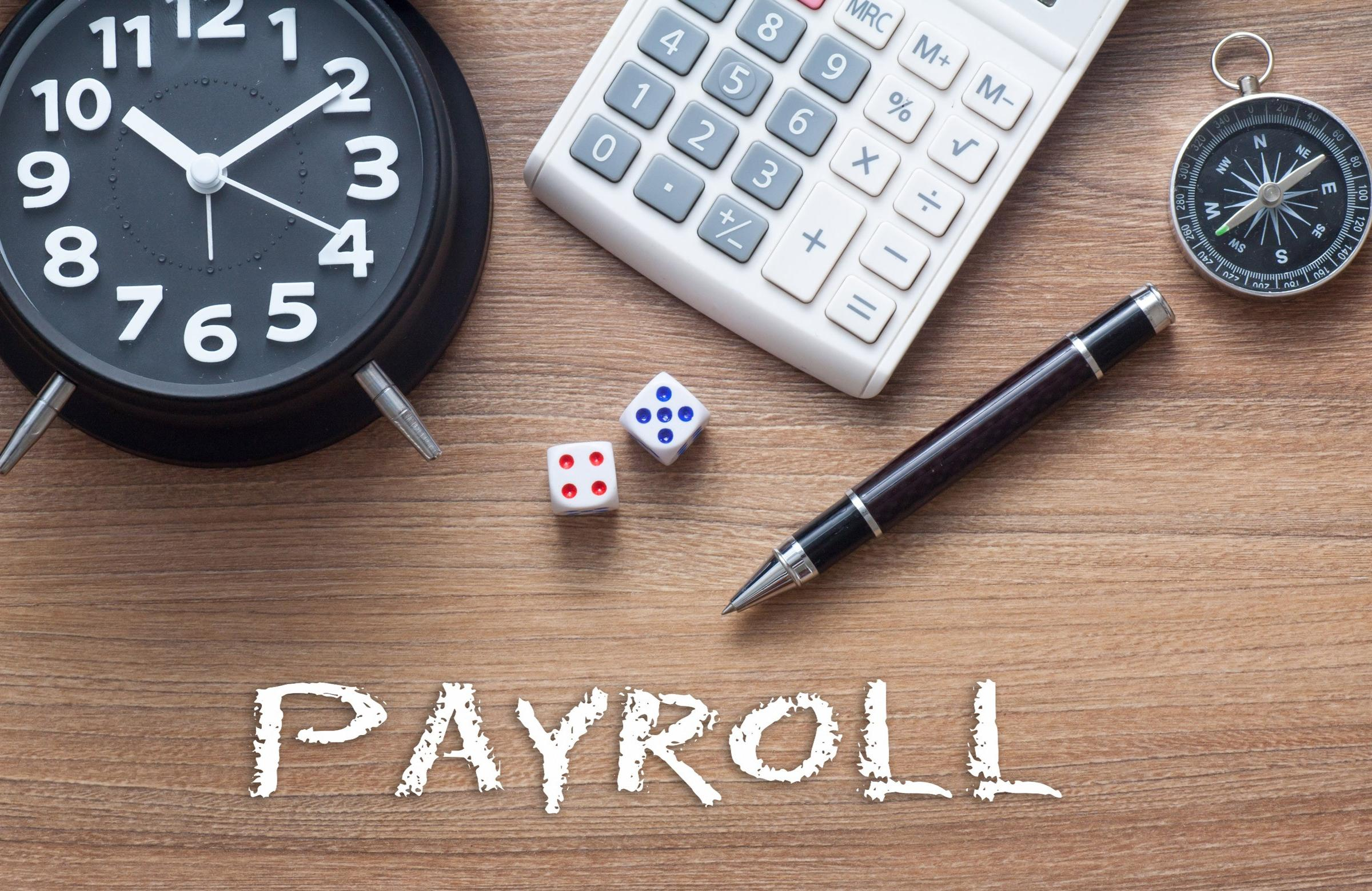 acknowledgement computer and payroll Dm payroll services provides paperless payroll, hr, payroll tax filing, direct deposit, check signing, and many other administrative services dm payroll services we have been providing payroll solutions for thousands of companies since 1962.