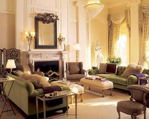 Decorating The Interiors