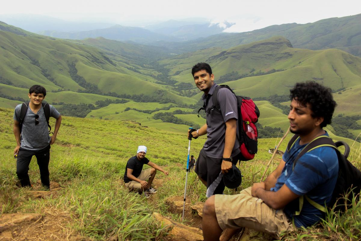 Kundremukh Trek
